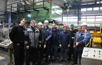 kautec-segal extrusion press upgrade