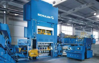 Schuler forging press