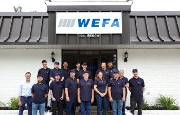 WEFA Cedar-10th anniversary