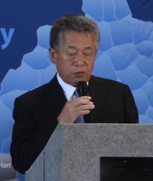 KPEX-Senior Managing Executive Officer Yukimasa Miyashita