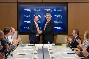 Novelis-Georgia Tech