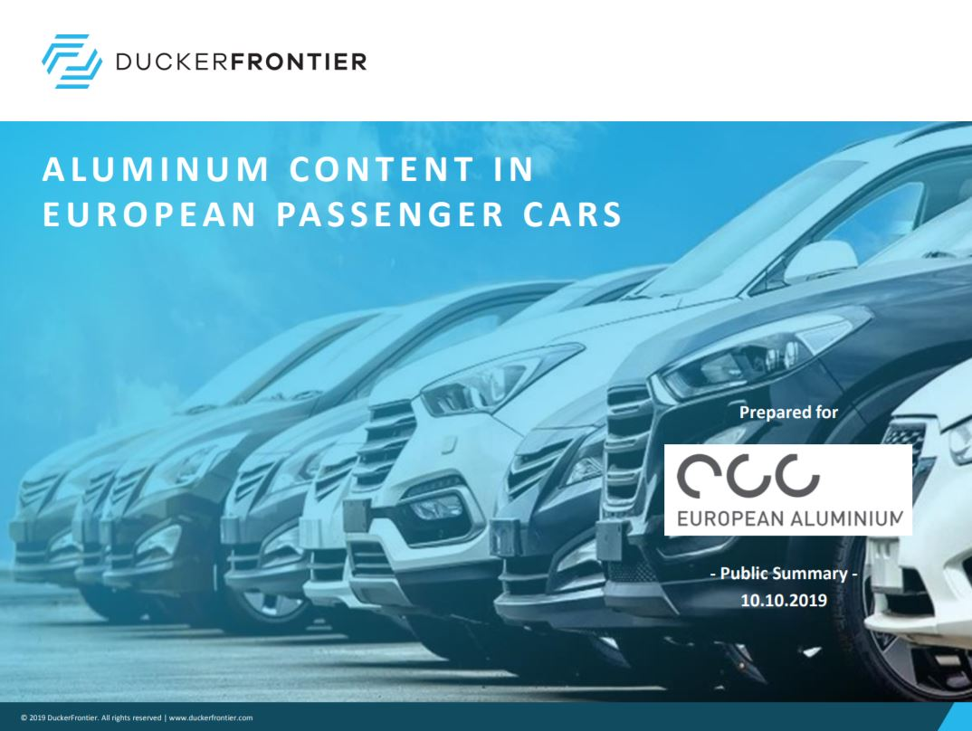 Aluminum Content in European Passenger Cars copy