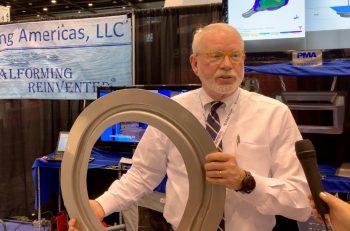 Paul Benny, FuidForming Americas - hydroforming