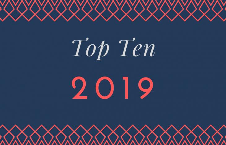 Top Ten Blog Posts of 2019