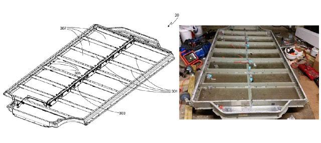 Figure 5. Tesla Model S battery box. (Source: Tesla.)