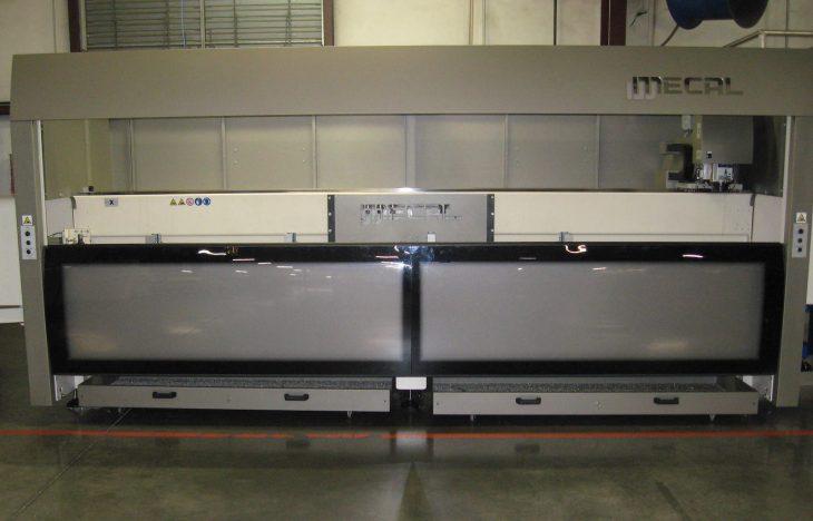 SAF 4-axis CNC