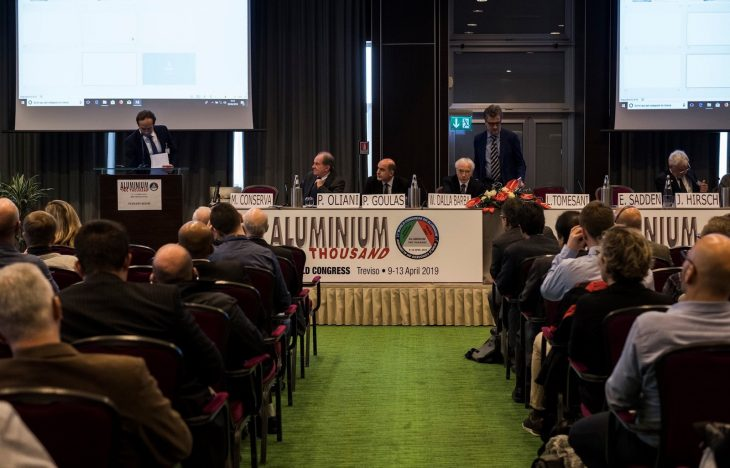 Aluminium Two Thousand Congress 2019