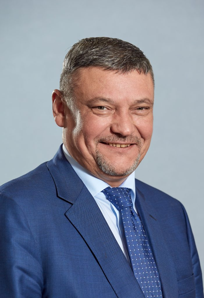 Evgenii Nikitin, CEO of Rusal