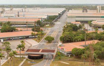 Hydro Albras aluminum smelter