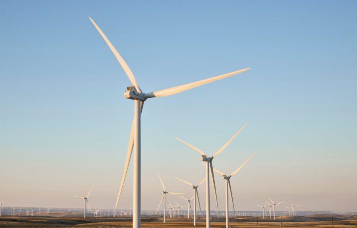 Apple-wind energy