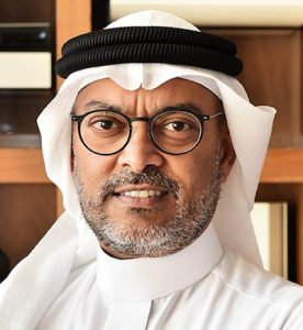 Basim AlSaie, chairman of GARMCO.