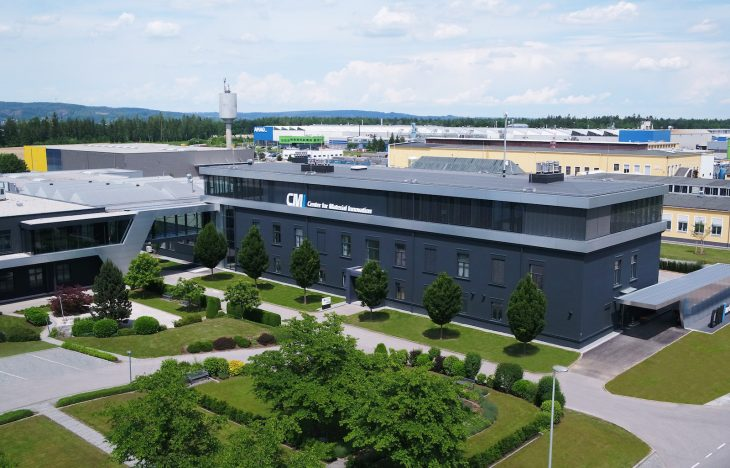 AMAG Opens Center for Material Innovation