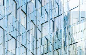 architectural building facade