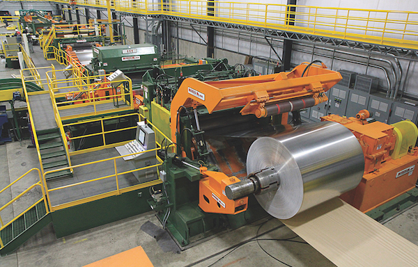 Butech Bliss - aluminum rolling processing