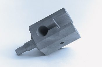 Trimet aluminum alloy for additive manufacturing