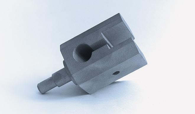 Trimet aluminum alloy for additive manufacturing