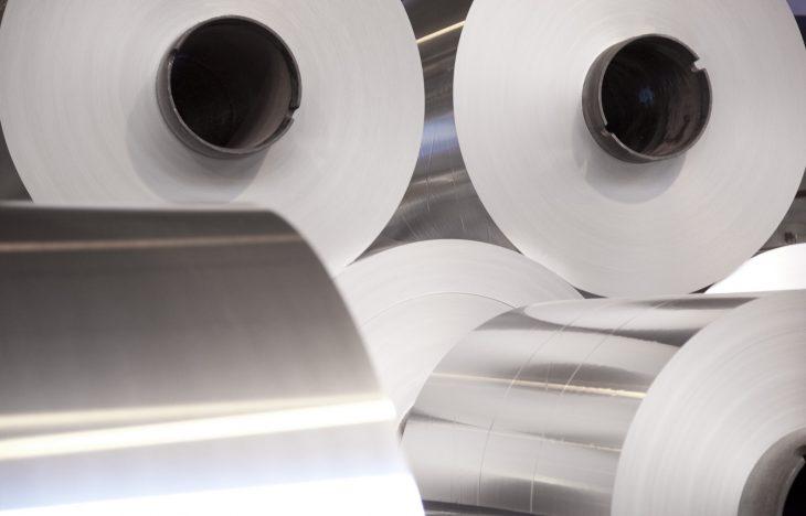 aluminum rolling coil foil-