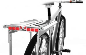 aluminum extrusion desging competition - bike rack