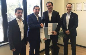 ASEN Metal a Turkish extruder orders a new extrusion press from Danieli Breda