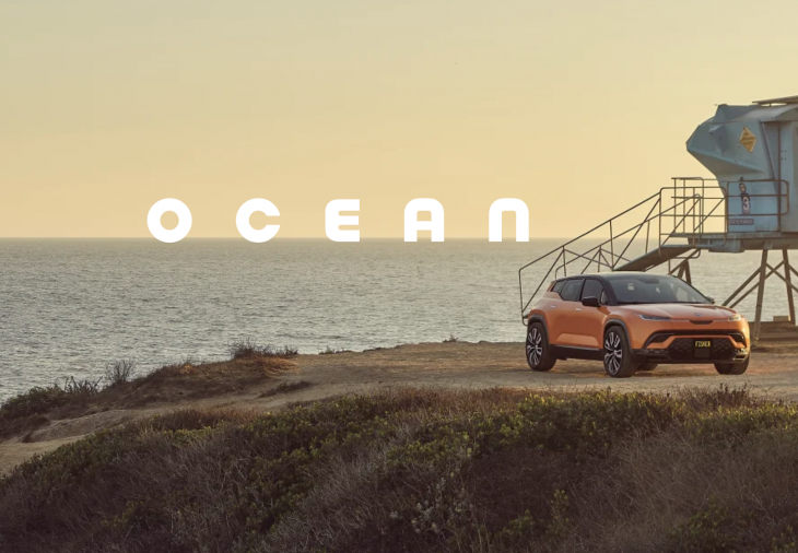 Fisker Ocean range of electric vehicles feature architecture from Magna