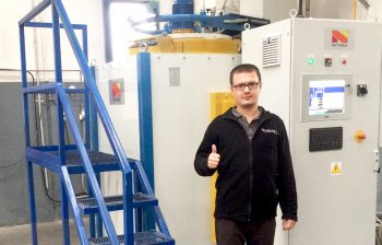 Alugen Aluminium Installs New Nitriding System for Its Aluminum Extrusion Operation in Turkey