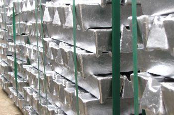 Salt Aluminyum - primary aluminum ingots