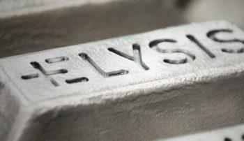 Elysis low carbon aluminum ingot