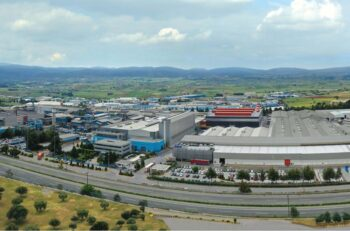 ElvalHalcor - aluminum rolling production plant in Greece