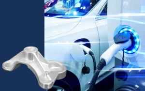 Anchor Harvey - forged aluminum components for electric vehicles