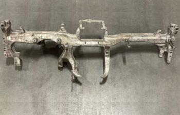 Figure 5. Cross car beam made of AM50 magnesium alloy. (Source: Meridian Lightweight Technologies.)