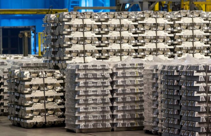 Rusal primary aluminum production Inert anode