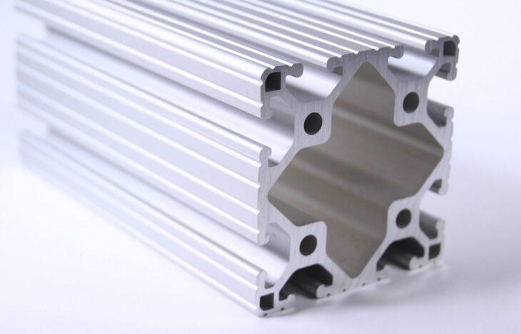 Bonnell Aluminum-Aluminum extruded TSLOTS profiles