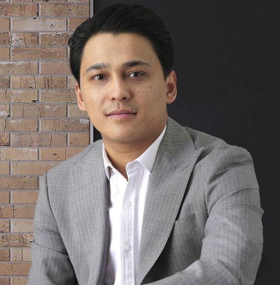 Figure 1. Kamran Gulamov, , CEO and managing director of Benkam Alu Extrusions.