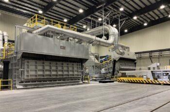 Matalco-Gillespie & Powers-aluminum melting furnaces