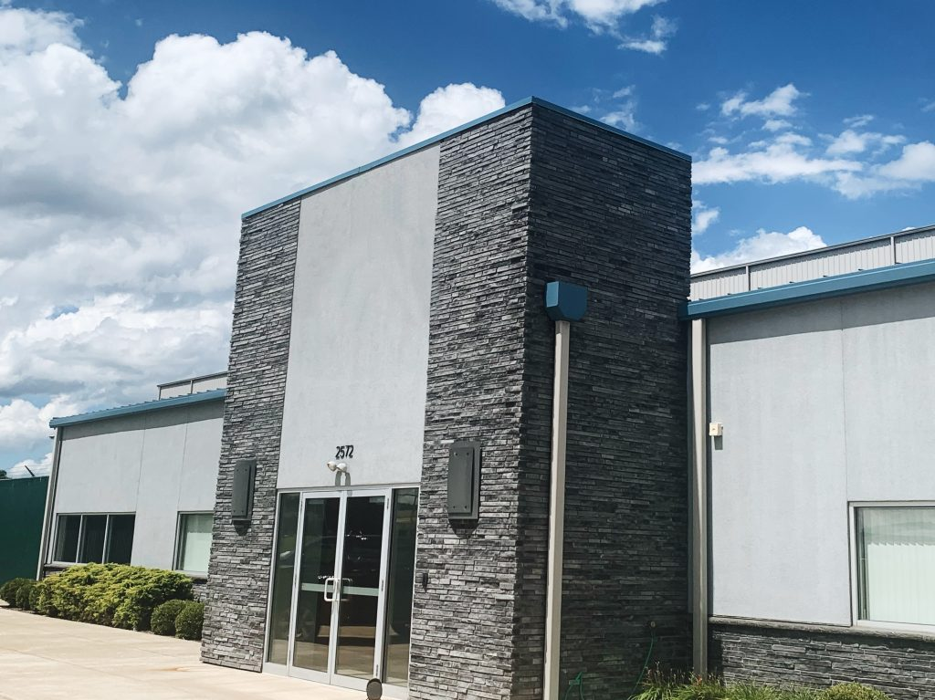 Youngstown Tool & Die - aluminum extrusion - new building