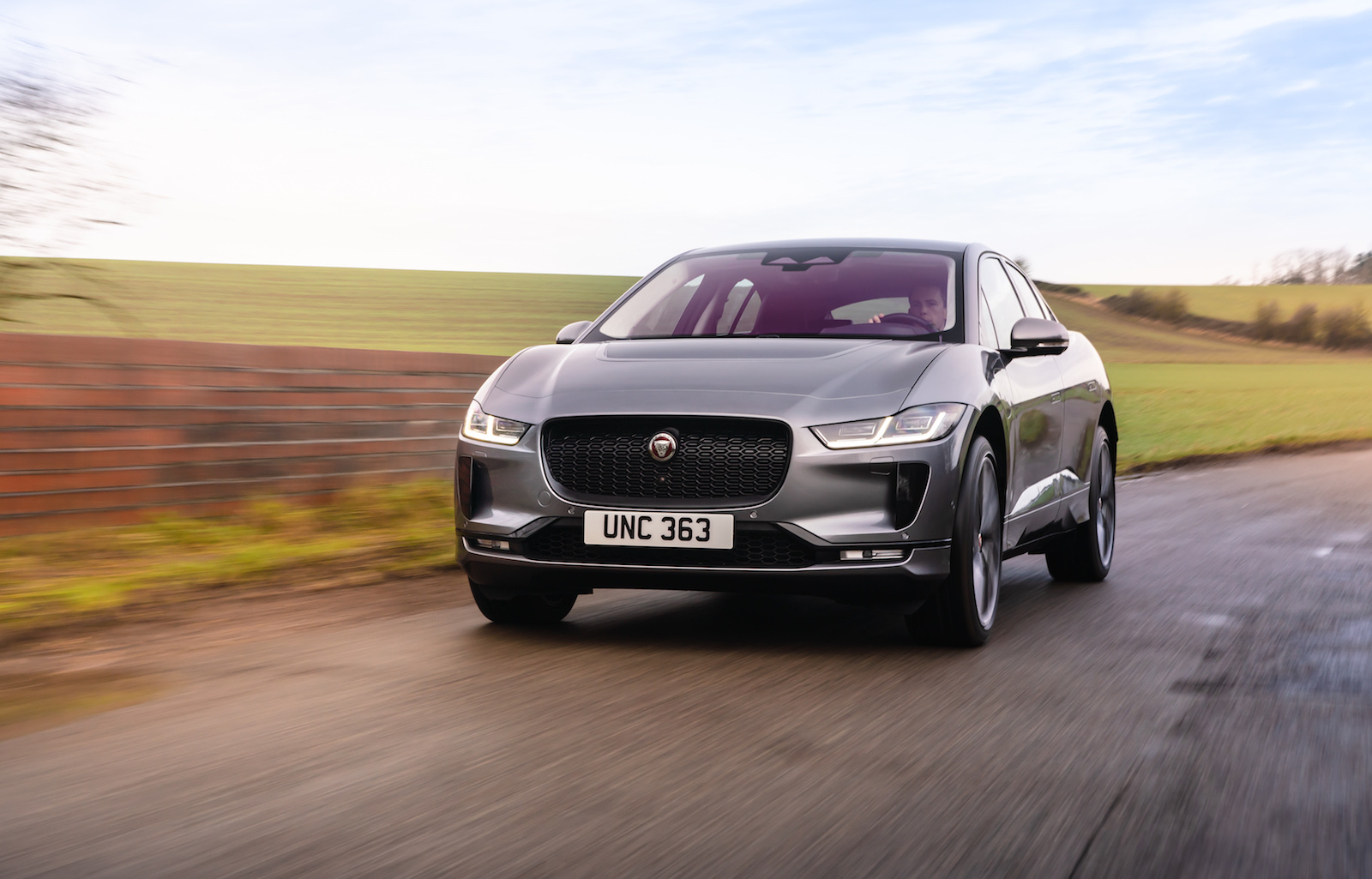 Automotive Innovation - The Jaguar I-Pace is a fully electric model, which utilizes aluminum sheet from Novelis in its body and battery structures.