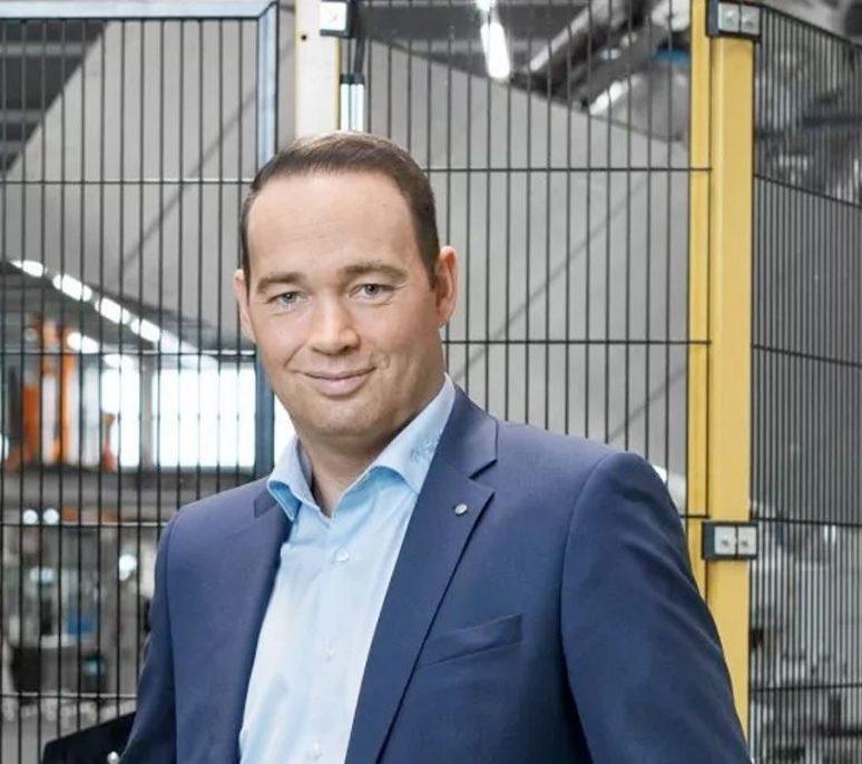 HAI-Rob van Gils-CEO HAI-Gruppe - Hammerer Aluminium Industries