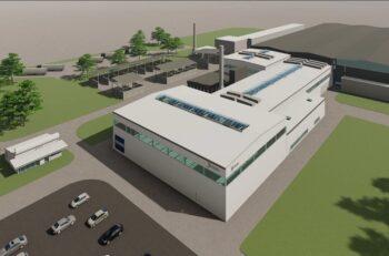 Hydro's Rackwitz aluminum recycling plant - aluminum forging stock