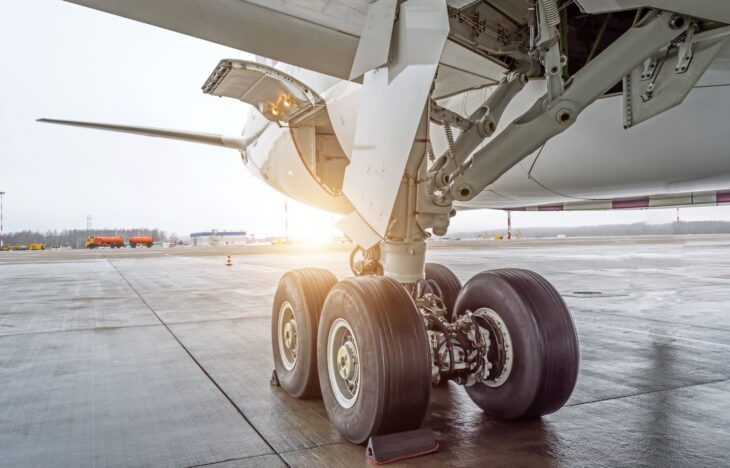 plane landing gear - Optomec Inc. has added 7000 series aluminum alloys to its list of qualified for use in its LENS 3D DED metal additive printing equipment.