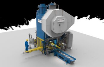 SMS group - closed-die forging press