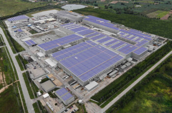 Plan to Install One of the World's Largest Rooftop Photovoltaic Systems at UACJ