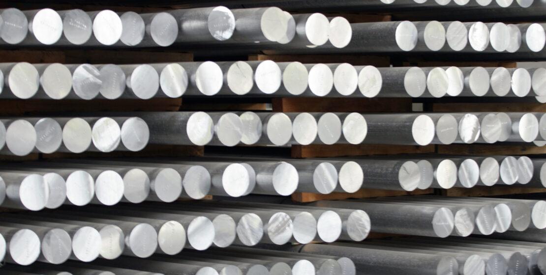 aluminum billet - extrusion dies