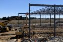 Construction is underway for Pries Enterprises' new aluminum extrusion operations.